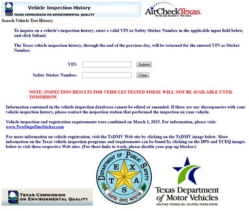 Texas Car Inspection >> July 2016 Prue Bend